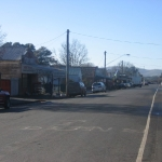 High Street View Lancefield