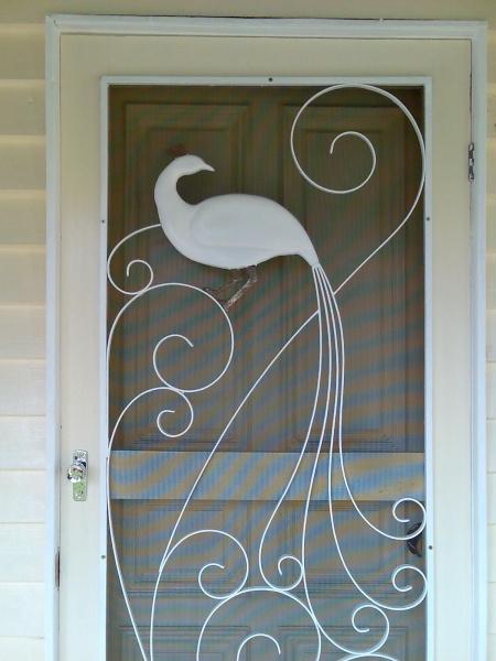 Sewjourn peacock welcome