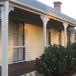 Sewjourn cottage verandah