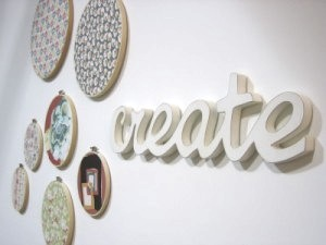 Create in the Sewjourn studio
